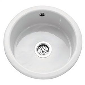 Warwickshire Inset or Undermounted Ceramic Sink