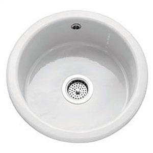 Warwickshire Inset or Undermounted Ceramic Sink