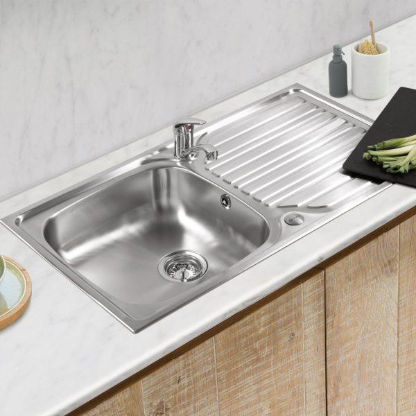 Crane 101 Stainless Steel Sink