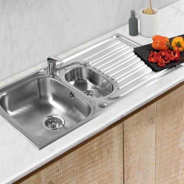 Crane 151 Stainless Steel Sink