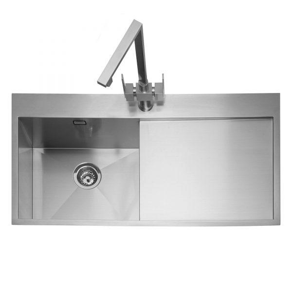 Cubit 100 Stainless Steel Sink