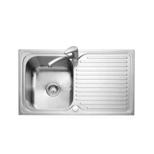 Dove 100 Stainless Steel Sink