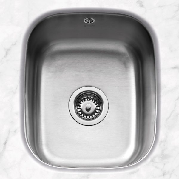 Form 33 Stainless Steel Sink