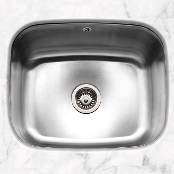 Form 52 Undermounted Stainless Steel Sink