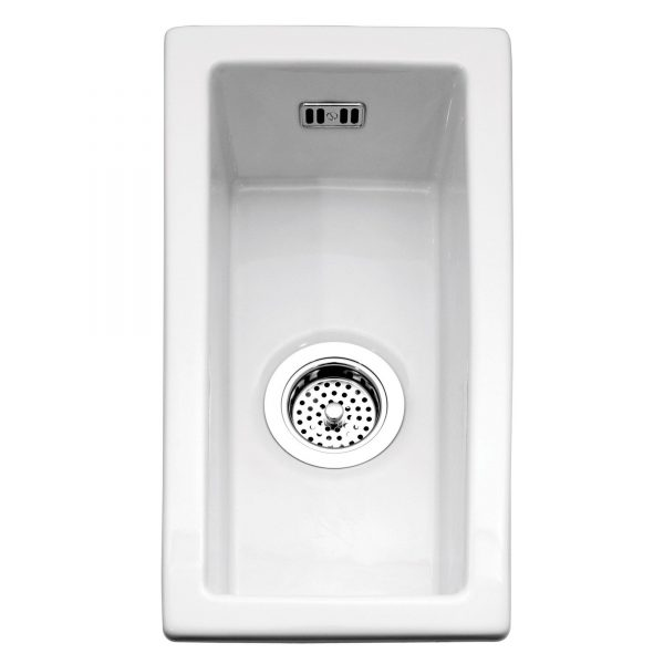 Hampshire Inset or Undermounted Ceramic Sink