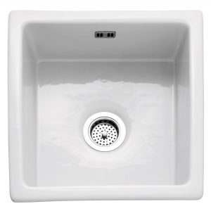 Berkshire Inset or Undermounted Ceramic Sink
