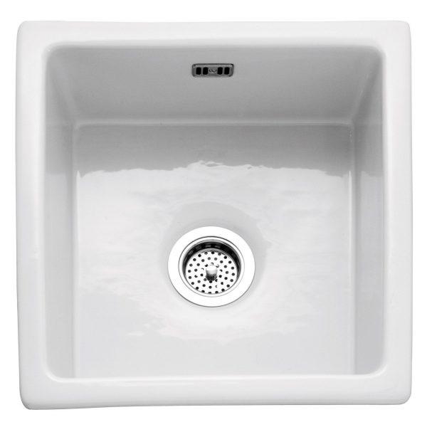 Berkshire Inset or Undermounted Ceramic Sink